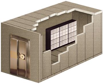 Modular Vaults